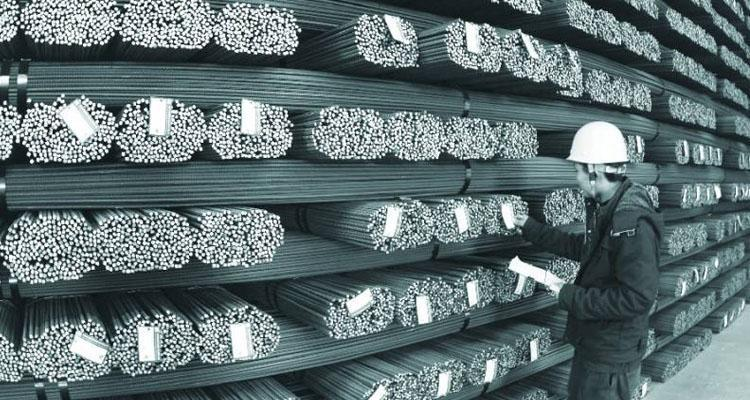 Chinese Market Alloy Steel Stock Reduce Fast In November